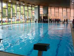 Sub aqua club luxembourg inauguration de la nouvelle for Bonnevoie piscine luxembourg
